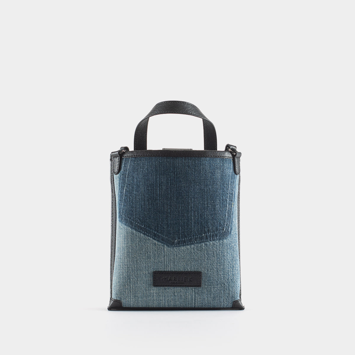 세미백 데님 / Sami Bag Denim [Type B]
